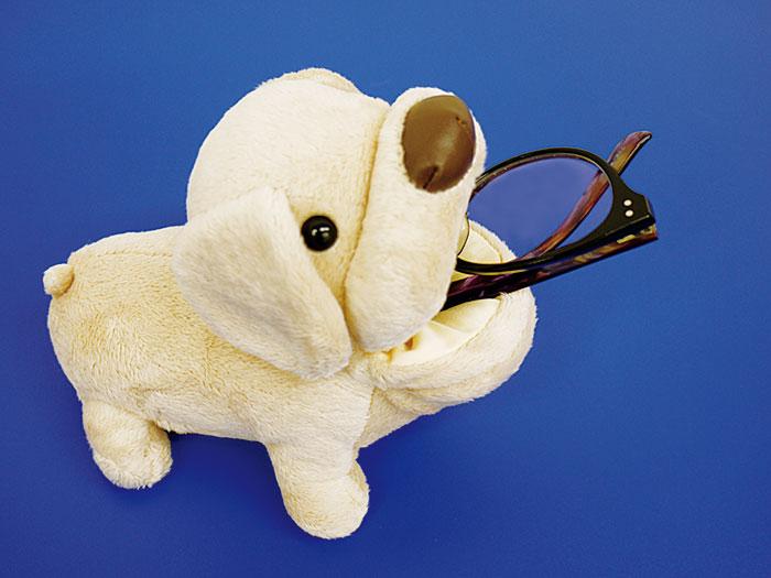 アニマルメガネスタンド(犬) /1,320円(税込み)