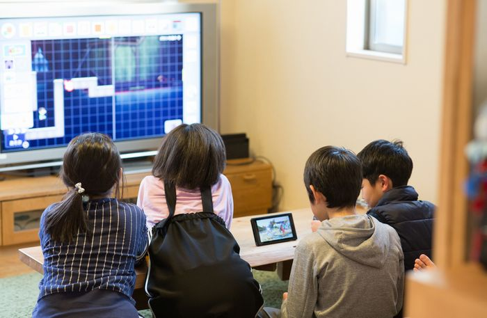 ゲームグラス、子供用ゲームグラス、子供用PCグラス、子供用スマホグラス