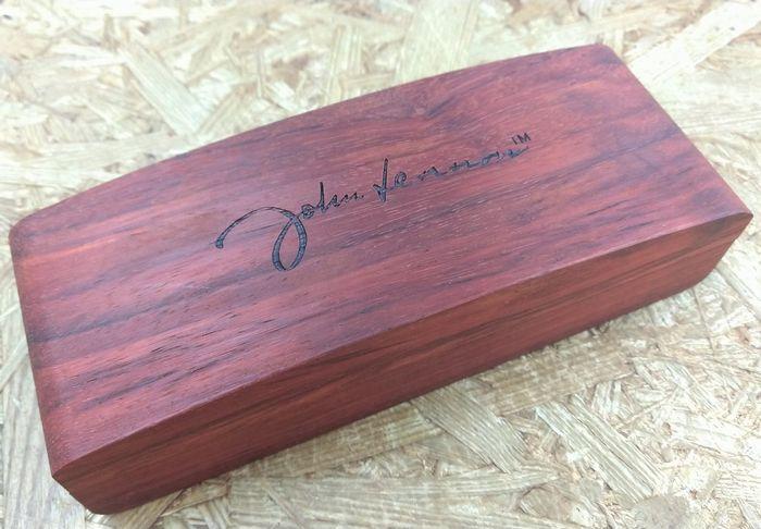 ジョンレノン 生誕80年 限定コレクション 丸メガネ 木製ケース