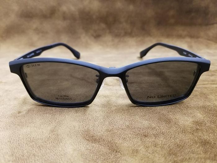 クリップサングラス 便利なメガネ サングラス