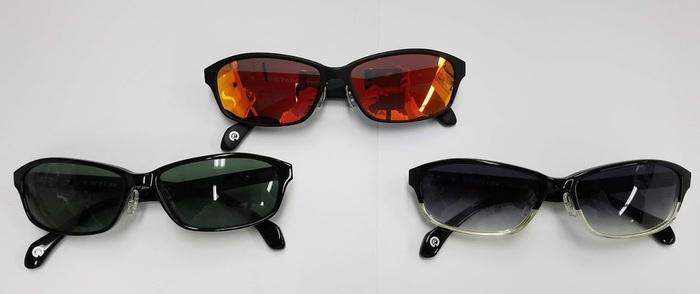 紫外線対策 マスクに合うサングラス 遠近両用