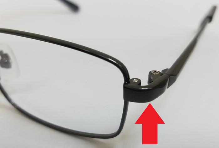 メガネパーツ 遠近両用 メガネ選び 智