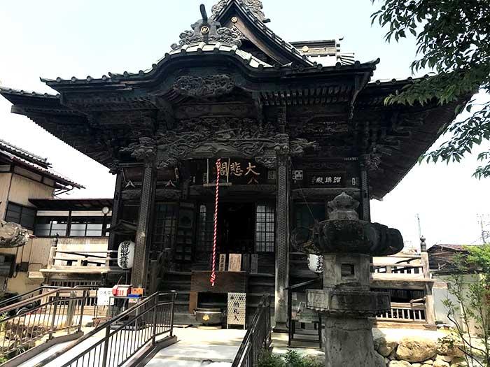 慈眼寺 観音堂