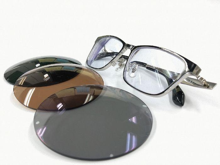 レンズ交換 メガネ